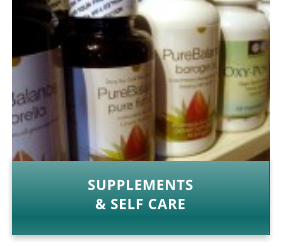 SUPPLEMENTS  & SELF CARE